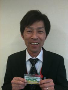 大正堂の富田さん